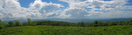 2009-0526a Beauty Spot Pano Looking West by Highway Man in Trail & Blazes in North Carolina & Tennessee