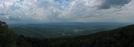 2009-0701c Big Meadows Lookout Pano by Highway Man in Trail & Blazes in Virginia & West Virginia