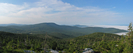 2009-0903d Smarts Mt Looking From Mt Cube by Highway Man in Trail & Blazes in New Hampshire