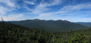 2009-0911e Northern Presidential Range From Carter Mt by Highway Man in Views in New Hampshire