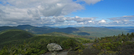 2009-0915n Mahoosuc Arm Pano2 by Highway Man in Trail & Blazes in Maine