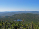 2009-0921a Eddy Pond From Saddleback Mt by Highway Man in Views in Maine