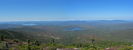 2009-0921e Rangeley From Saddleback Mt by Highway Man in Trail & Blazes in Maine