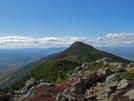 2009-0924l Bigelow Mt West Peak Looking From Avery Peak by Highway Man in Views in Maine