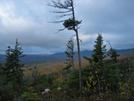 2009-1006a En Route To Mt Katahdin by Highway Man in Trail & Blazes in Maine