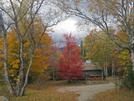 2009-1006e Ranger Station At Katahdin Stream State Camp Ground