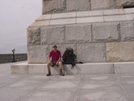 2008-10c3-me Rest By The Monument by Highway Man in Trail & Blazes in New Jersey & New York