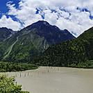 June 2014 Minya Konga Backpacking, China