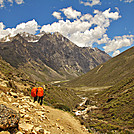 June 2011 Minya Konka hike