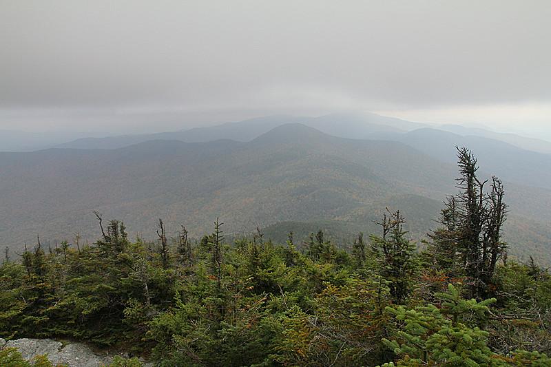 2011 Sept. LT section hike