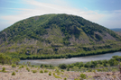 2007-08a4-lehigh Water Gap, PA by Highway Man in Views in Maryland & Pennsylvania