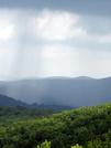 Rain From Blackrock Mountain by hikingfieldguide in Views in Virginia & West Virginia