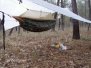 Day Hike by hikingshoes in Hammock camping
