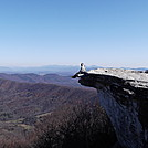 McAfee Knob by hikingshoes in Section Hikers