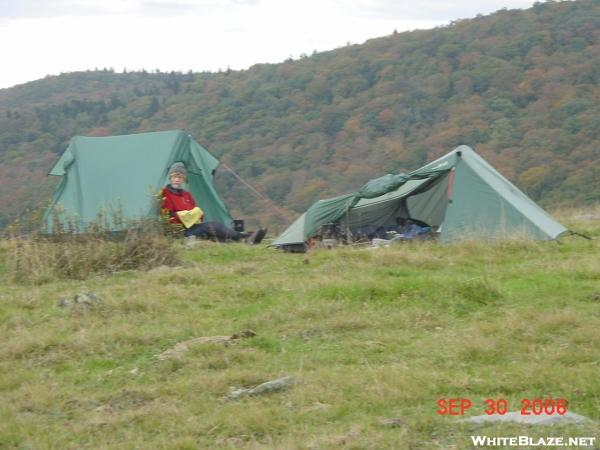 Walrus Zoid 1 tent u0026 Hilleberg RAJD (ride) & Walrus Zoid 1 tent u0026 Hilleberg RAJD (ride) - WhiteBlaze Gallery