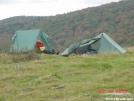 Walrus Zoid 1 tent & Hilleberg RAJD (ride)
