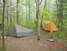 Golite Trig 2 And Msr Tarptent by Frog in Tent camping