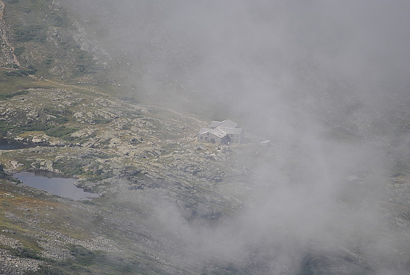 lakes of the clouds
