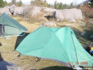 NF Ventalator tent & Hilleberg RAJD (ride)