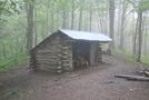 Walnut Mtn Shelter