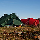 Elk Garden Va by Frog in Tent camping