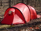 Nallo Gt Hilleberg by Frog in Tent camping
