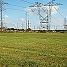 Power Line Crossing North of U.S. Route 11, Cumberland Valley, PA, 09/27/13 by Irish Eddy in Views in Maryland & Pennsylvania