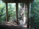 Ascending Weverton Cliffs, Md, 08/30/08. by Irish Eddy in Views in Maryland & Pennsylvania