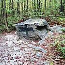 Black Cross Rock Near Rocky Ridge, PA, 09/02/12