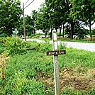 Trail Marker At Trindle Road, PA Rte. 641, PA, 07/27/13 by Irish Eddy in Views in Maryland & Pennsylvania