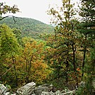 A.T. Junction With White Rocks Trail, PA, 10/06/12 by Irish Eddy in Views in Maryland & Pennsylvania