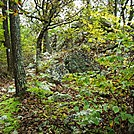 A.T. Junction With The White Rocks Trail, PA, 10/06/12 by Irish Eddy in Views in Maryland & Pennsylvania