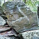 Graffiti On Rocky Ridge, PA, 09/02/12