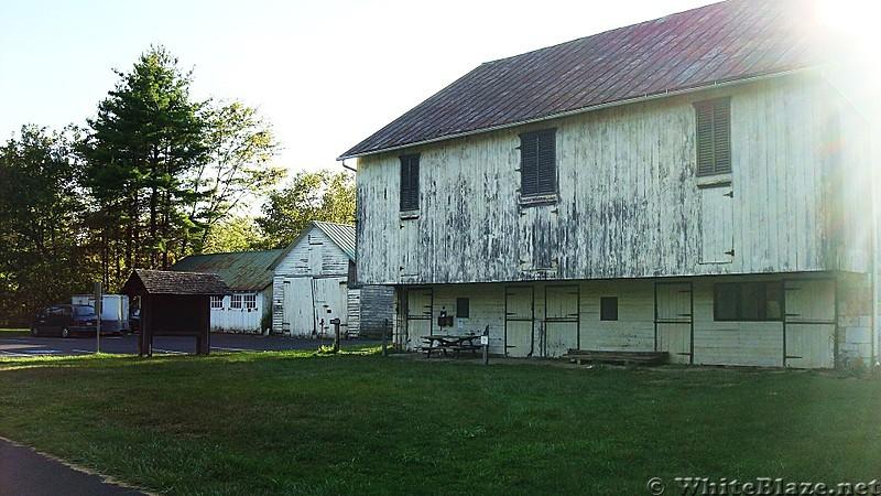 Scott Farm ATC Work Center, Cumberland Valley, PA, 09/27/13