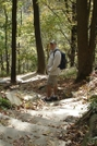Access Trail From A.t. Conservancy, Harpers Ferry, Wv, 10/18/08. by Irish Eddy in Views in Virginia & West Virginia