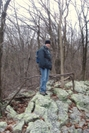 Near The David Lesser Memorial Shelter, Wv, 12/20/08 by Irish Eddy in Views in Virginia & West Virginia