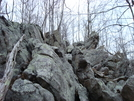 Bears Den Rocks, Va, 02/14/09 by Irish Eddy in Views in Virginia & West Virginia