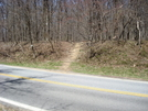 Boonsboro Mountain Road Crossing, Md, 04/18/09 by Irish Eddy in Views in Maryland & Pennsylvania