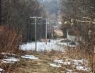 Power Line Crossing Near Pen Mar Road, Pa, 01/16/10 by Irish Eddy in Views in Maryland & Pennsylvania
