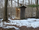 Deer Lick Shelters, P A, 01/16/10 by Irish Eddy in Views in Maryland & Pennsylvania