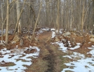 A. T. Crossing At Pipeline Clearing, P A, 01/16/10 by Irish Eddy in Views in Maryland & Pennsylvania