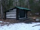 Antietam Shelter, P A, 01/16/10