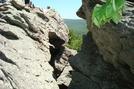 Chimney Rocks On Buzzard Peak, P A, 05/30/10