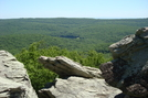 Chimney Rocks, Buzzard Peak, P A, 05/30/10 by Irish Eddy in Views in Maryland & Pennsylvania