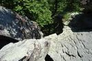 Chimney Rocks On Buzzard Peak, P A, 05/30/10 by Irish Eddy in Views in Maryland & Pennsylvania