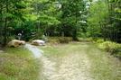 A. T. At Locust Gap Road Crossing, P A, 09/04/10