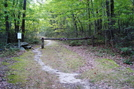 A. T. And Rocky Knob Trail Junction, P A, 09/04/10 by Irish Eddy in Views in Maryland & Pennsylvania