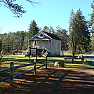 Paymaster's Cabin At Pine Grove State Park, PA, 11/25/11