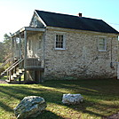 Paymaster's Cabin At Pine Grove Furnace State Park, PA, 11/25/11