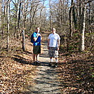 Gravel Road to Michener Cabin, PA, 11/25/11.